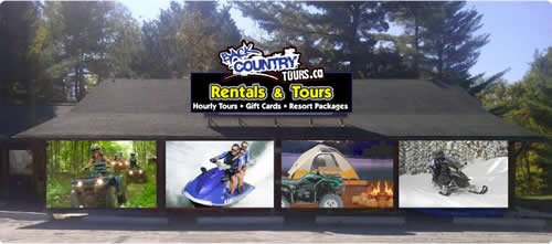 Back Country Rentals & Tours